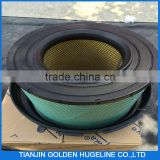 China Canton Fair promotion heavy truck air filter E497L auto spare part