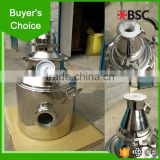 Small capacity essential oil distillation equipment for frankincense producted by BSC