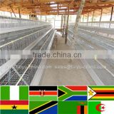 Inquiry About Trade assurance NO.1 Design 50000 chicken house 4tier poultry cage