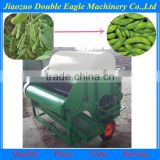 automatic green soy bean picking machine