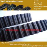 peugeot 405 206 auto timiming belt 0816F2  58104X17 gates engine belt  with original quality 104MR17