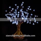 Simulation Festive Beautiful Holiday decorate hot led bonsai tree ligh Indoor Tree Lights