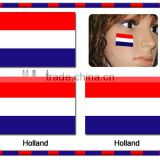 Temporary Tattoo / Tattoo Design of Holland Football Fans