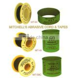MITCHELL'S ABRASIVE CORDS & TAPES