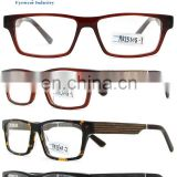 wenzhou factory wooden eyewear optical frame