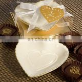 Heart Candy Dish Wedding Favor