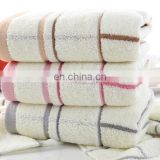 Plain Colored Jacquard Thickening 100% Cotton Face Towel