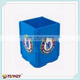 promotion soft pvc pen container
