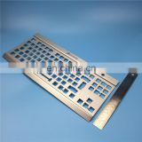 Custom sheet metal fabrication computer part stainless steel stamping metal shielding cover