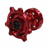 Honda motorcycle CNC billet hubs for CRF 450