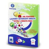 Topone The Newest Formula New Laundry Sheet For Wholesale