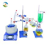 Lab 2L Quick and Efficient Mini Short Path Distillation With Vacuum Pump