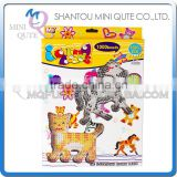 Mini Qute Kawaii DIY Ironing Hama Perler Beans 3D Jigsaw Cat & Horse building block educational toy (Accept OEM) NO.BT-0056D