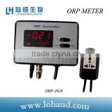 high quality water quality analysis instruments online ORP tester quality assurance portable ORP meter 2626