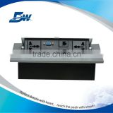 BW-T612 Switch Socket For Conference Table/Desktop Outlet/Pop Up Power Data Panel                                                                         Quality Choice