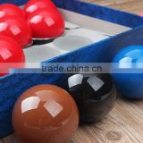 "NEW 1 1/2"" (37.5mm)10 RED SET SNOOKER BALLS FOR SNOOKER OR POOL TABLE"