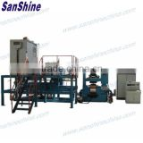(SS-AR45W)Amorphous alloy slim ribbon of amorphouse magnet core produce machine