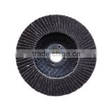 T27 4.5'' 3M Sanding Cloth Abrasive Flap Wheel for stainless steel Made in China