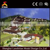 architectural scale model maker for house model making