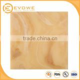 Made in China resilient popular universal artificial polyresin marble stone