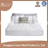 Mordern new style knitted fabric luxury mattress bedroom furniture china bonnell spring mattress