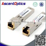 excellent quality rj45 transceiver rj45 connector alcatel sfp rj45 module 10/100/1000base