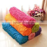 Chenille bath room rugs