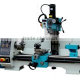 3 in 1 multi-purpose lathe machine multi-purpose mill drill head lathe machine