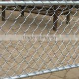 2015 Whole Sale price of pvc galvanized chain link fence used chain link fence for the factory