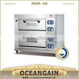 HGO-40 2015 Year Gas Bakery Oven/Bakery Equipment(2-deck 4-tray)                                                                         Quality Choice