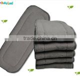 5layers Bamboo Charcoal Insert Nappy Liners