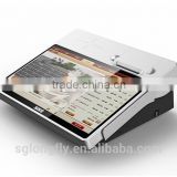 3G/WIFI/Printer/RF ID/MSR CARD READER/IO PORTS ALL IN ONE Android POS