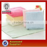 natural organic 100%bamboo fiber towels for women in stock