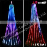 ShowJockey 20ft Giant Outdoor LED Lighted Christmas Trees