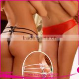 C-string Fancy Transparent Women Slim Fit Underwear