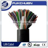 multi pairs 25p-200p cat3 cable armoured jelly filled undergound communication cable for telephone