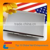Latest Stainless Steel RFID Blocking Credit Card Holder for Men & Women - credit card case stainless steel