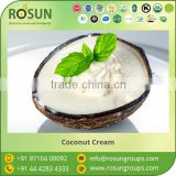 Best Quality GMP, ISO Certified Organic Coconut Cream