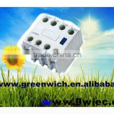 LA1 D series auxiliary contactor blocks