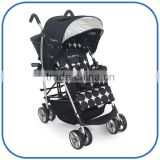 Twin Tandem Baby Buggy With AS2088:2013 Certificate,Double Baby Stroller
