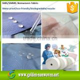 quanzhou SS spunbond disposable medical products nonwoven fabric,soft pp material non woven products