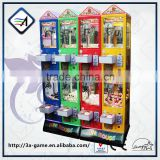 New Design Mini House 4 Parts of Claw Crane Machine Arcade Game for Gift Coin Selector Game