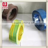 PVC insulation material and single-core electric cable,heat resistant insulation for electrical wire