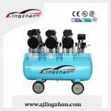 Lingzhan DENTAL INSTRUMENTS OILLESS SILENT OIL FREE DENTAL1200w 60-65 liters MUTE AIR COMPRESSOR