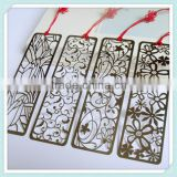 best selling ornamental engraving hand shape silicone bookmark (xdm-bk266)