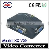XinQi Wholesale CCTV Accessories BNC And Video Plug VGA To Hdmi Converter
