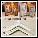 Wholesale Light Weight Plastic Baseboard Borderline Skirting PS Polystyrene Mouldings                                                                         Quality Choice
