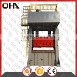 H Frame Deep Drawing CNC H type hydraulic press 160T with fixed working table