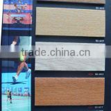 Indoor vinyl flooring roll, pvc sports flooring for table-tennis court