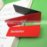 magnetic clip korean printable cardboard paper bookmark/book page holder